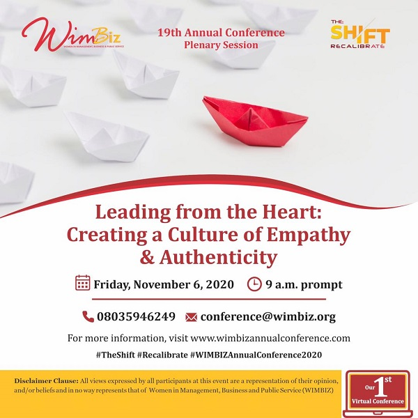Leading from the heart: Creating a culture of Empathy & Authenticity