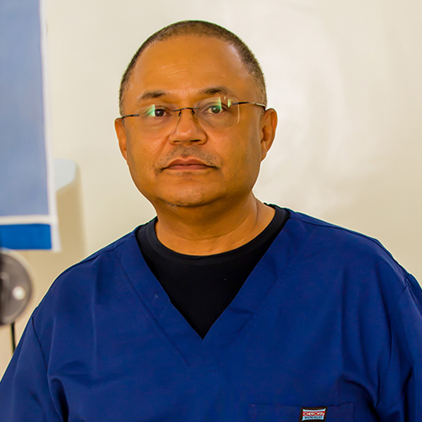 Dr. Adeyemi Johnson