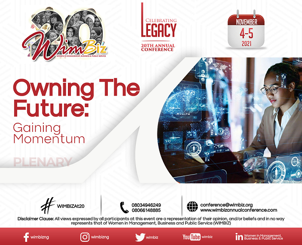 Owning the Future: Gaining Momentum